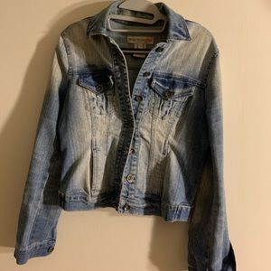 Very nice shade denim jacket
